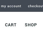 Add WooCommerce cart to Genesis navigation