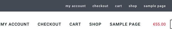 Add WooCommerce cart to Genesis navigation