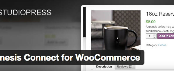 genesis connect woocommerce plugin