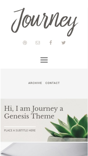 Journey Genesis Theme
